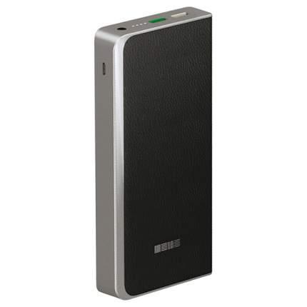Внешний аккумулятор InterStep PB12000QC 12000 мА/ч (IS-AK-PB1208QCB-000B21) Black