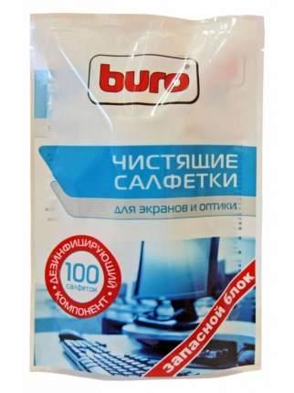 Салфетки для экрана BURO BU-ZSCREEN