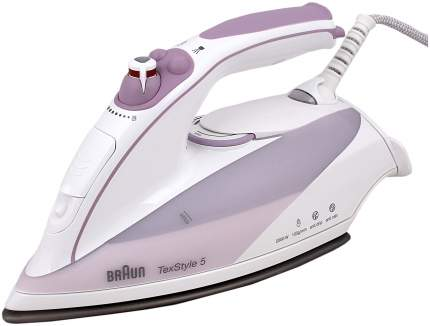 Утюг Braun Tex Style 5 TS 505 White