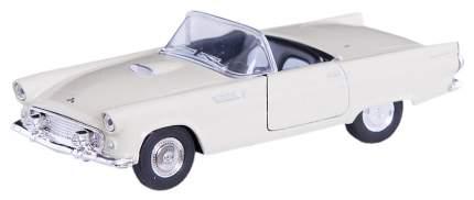Коллекционная модель Welly Ford Thunderbird 1955 42366 1:34