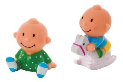 """Набор игрушек-брызгалок для ванны """"курносики"""" веселая игра"""