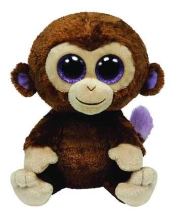 Мягкая игрушка TY Beanie Boos Обезьянка Coconut 25 см