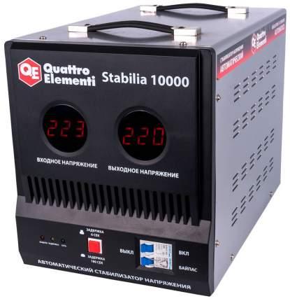 Однофазный стабилизатор QUATTRO ELEMENTI 772-104
