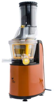 Соковыжималка шнековая Kitfort KТ-1102-1 orange