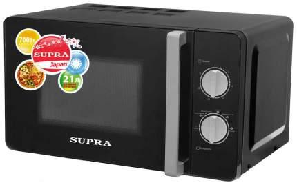 Микроволновая печь соло Supra MWS-2103MB black