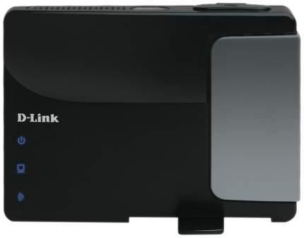 Точка доступа Wi-Fi D-Link DAP-1350 Серый, черный