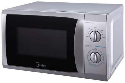Микроволновая печь соло Midea MM820CFB-S silver