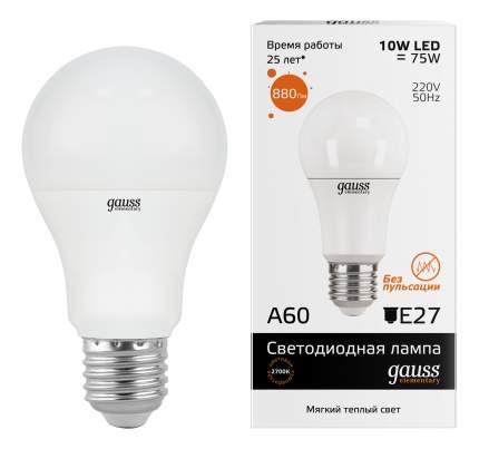 Лампочка Gauss ELEMENTARY A60 23210