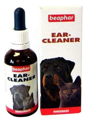Лосьон для очищения ушей кошек и собак Beaphar Ear-Cleaner, 50 мл