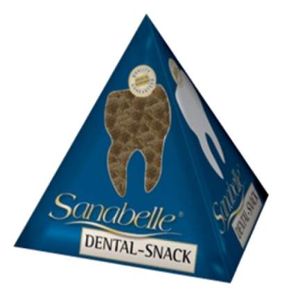 Лакомство для кошек Bosch sanabelle Dental Snack, 0,02кг