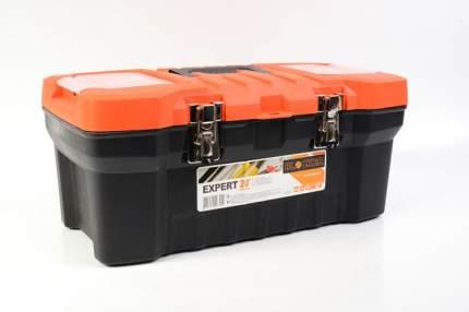 """Пластиковый ящик для инструментов Blocker Expert 20"""" ПЦ23952"""