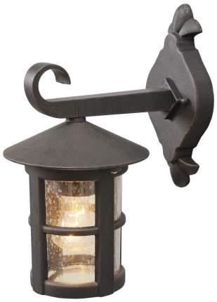 Уличный светильник MW-Light Телаур 806020101 черный