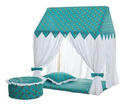 Игровой домик PAREMO Дворец Жасмин