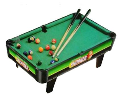 Настольная игра Shantou Gepai Бильярд 80х42,5х22 см