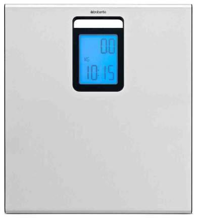 Весы напольные Brabantia 419768 Серебристый