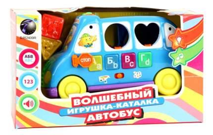 Каталка детская Tongde Автобус