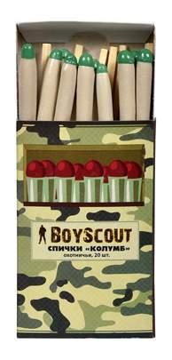 Спички туристические BoyScout Спички Колумб 61033 20 шт в упаковке