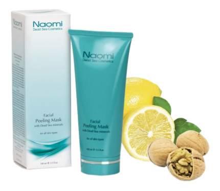 Маска для лица Naomi с минералами Мертвого моря для всех типов кожи 100 мл