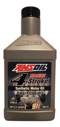 Моторное масло Amsoil Marine 4-Stroke 10W-40 0,946л