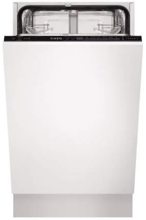 Встраиваемая посудомоечная машина 45 см AEG F96541VI0