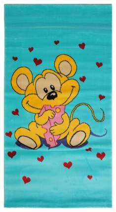 Коврик текстильный Kamalak tekstil УКД-2005 100x150 см