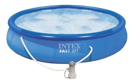 Бассейн надувной INTEX Easy Set Pool 28158