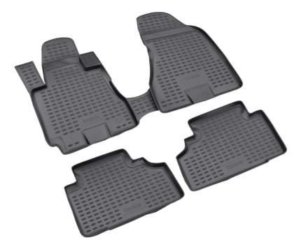 Комплект ковриков в салон автомобиля Autofamily для Hyundai (NLC.20.14.210k)