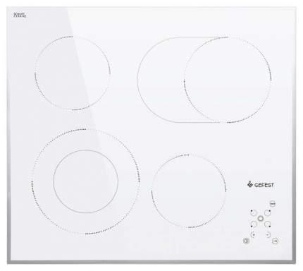 Встраиваемая варочная панель электрическая GEFEST ЭС В СН 4231 К12 White