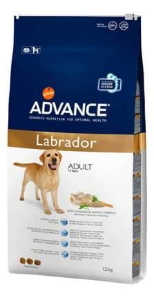 Сухой корм для собак Advance Adult Labrador LABRADOR, курица, 12кг