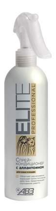 Спрей-кондиционер АВЗ Elite Professional для облегчения расчесывания шерсти, 270 мл