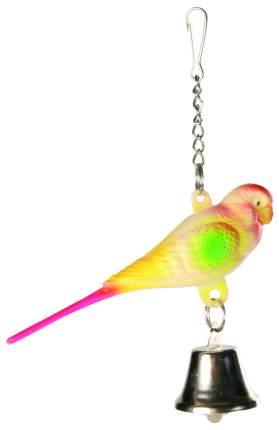 Trixie Пластиковый попугай, 9 см