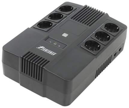 Источник бесперебойного питания Powerman Brick 600 Black