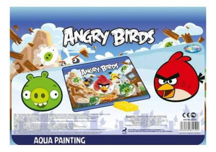 Раскраска Centrum Аngry Birds