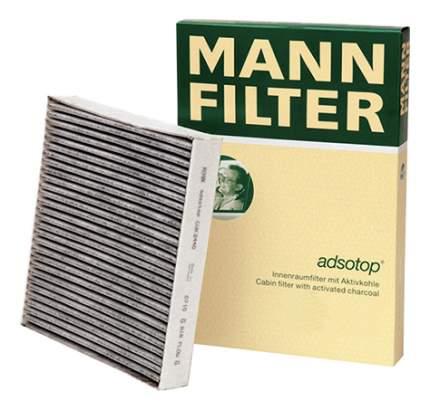 Фильтр воздушный салона MANN-FILTER CUK6724