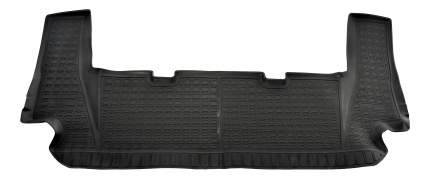 Коврик в салон автомобиля Norplast для Lada Largus 3 ряд 2012-