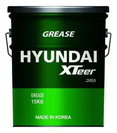 Литиевая смазка HYUNDAI XTeer 15кг 2120003
