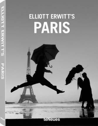 Книга Elliott Erwitt's Paris