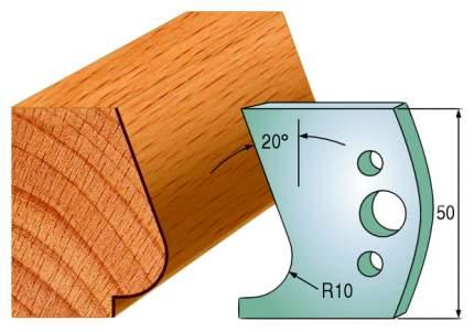 Комплект из 2-х ножей 50x4 SP CMT 690.575