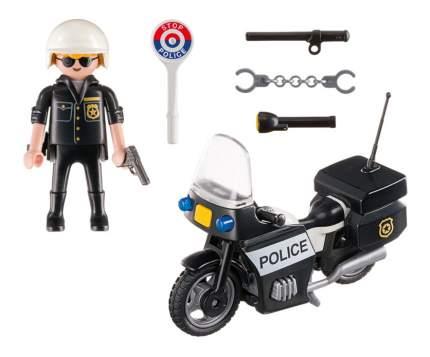 Игровой набор Playmobil PLAYMOBIL Возьми с собой. Полиция