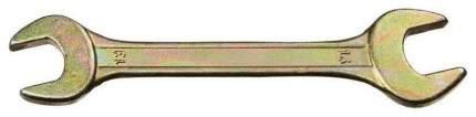 Рожковый ключ СИБРТЕХ 14314
