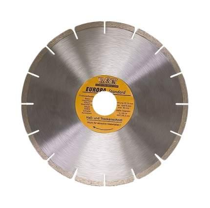 Диск отрезной алмазный SPARTA 73167