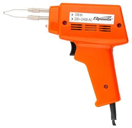 Паяльник электрический SPARTA с удлинённым петлеобразным жалом, 100 Вт 913095