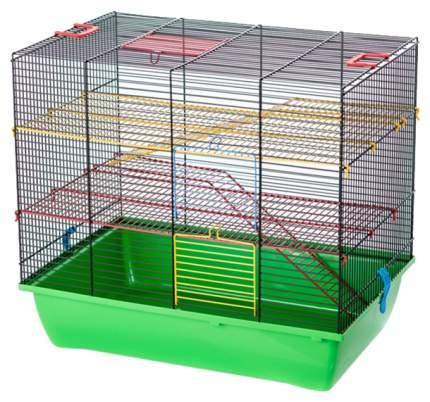 Клетка для крыс, мышей, хомяков INTER-ZOO 45.5х33х50см