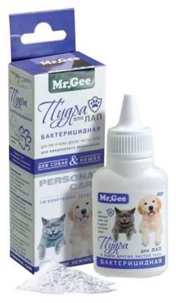 Пудра для домашних животных Mr.Gee для лап 0.04