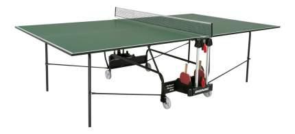 Теннисный стол Donic Indoor Roller 400 зеленый, с сеткой