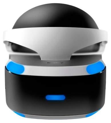 Шлем виртуальной реальности Sony PlayStation VR+GT Sport+VR Worlds (CUH-ZVR1)