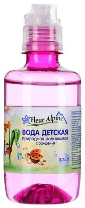 Детская вода Fleur Alpine с рождения 0,25 л