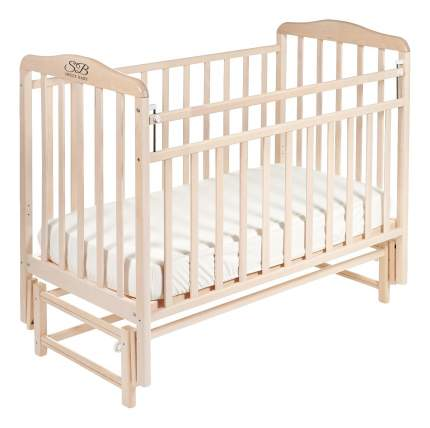 Кровать Sweet Baby Flavio Nuvola Bianca белое облако