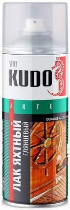 Лак KUDO KU9003 яхтный универсальный 520 мл