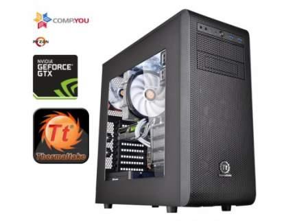 Игровой компьютер CompYou Game PC G757 (CY.588080.G757)